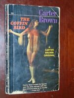 The Coffin Bird Brown, Carter  Horwitz, Australia (1971) Front Cover Detached