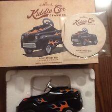 Hallmark 2015 Don's Street Rod Kiddie Car Limited Edition 2661/4000 New In Box