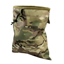 Military Molle Belt Magazine Pouch Tactical Mag Dump Drop Reloader Pouch Bag