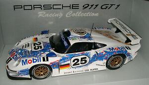 Porsche 911 GT1 Le Mans 1996 #25 Stuck/Wollek/Boutsen - 1:18 UT Models Neu/OVP