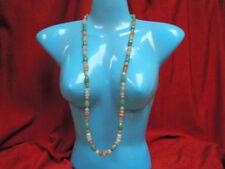 Unbehandelte Sets mit Mondstein Halsketten mit Edelsteinen