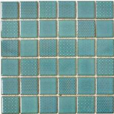 Mosaik Fliese Keramik grün Celadon Heritage Emerald WC Fliesenspiegel 16-0602_b