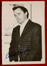 THE MAN FROM UNCLE - Robert Vaughn - Napoleon Solo - A & BC Ltd, Card #20 - 1965
