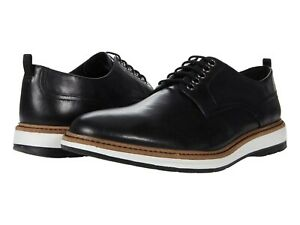 Men's Shoes Clarks CHANTRY WALK Casual Lace Up Oxfords 55071 BLACK LEATHER