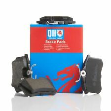 QH Pair Rear Brake Pads For Peugeot 308 SW Diesel Estate 1.6 & 2.0 HDi 2007-2014