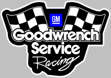 Goodwrench Service Racing Decal Sticker Choose Size 3M Laminated Buy3 Get 1 Free