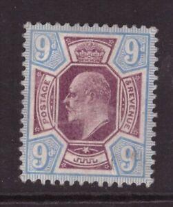 King Edward VII 9d  MINT NEVER HINGED MNH