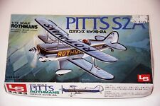 LS [like Airfix]  1/72 Pitts S-2A Special aerobatic team model aircraft kit