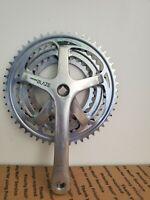 1989 Sakae Blaze 170mm Triple road bicycle Crankset 52/42/32