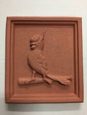 ST. LOUIS CARDINALS BUSCH STADIUM WISHSTONE MEDALLION PLAQUE RESIN REPLICA 1966