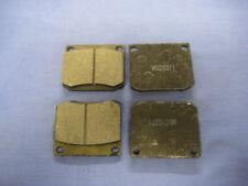 TRIUMPH TR4 TR4A TR5 TR250 TR6 GT 6 VITTESSE  ETC CAR SET OF BRAKE PADS GBP114