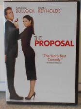 The Proposal (DVD, 2009) RARE ROMANTIC COMEDY BRAND NEW