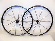 ~ Very Nice Xero Lite XSR-3 Wheel Set - Shimano  9 10 speed 700c Black Clincher