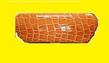 Foster Grant Alligator Embossed Hard Clam Shell Reading Glasses Case MSRP:$9.99