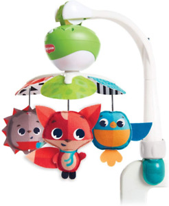 Tiny Love Take-Along Mobile, Baby Mobile and Stroller Activity Toy with Music, 5