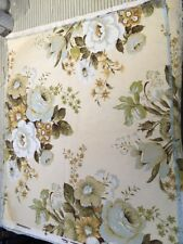 vintage sanderson fabric 23 X 20inches Madame