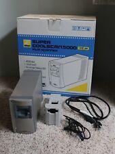 Nikon Super Coolscan LS-5000 ED Film Scanner 4000 dpi, SA-21, NH-3