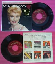 LP 45 7'' DORIS DAY In hollywood Love me or leave Just one of those no cd mc dvd