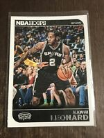 2014-15 Panini NBA Hoops Kawhi Leonard #78 San Antonio Spurs