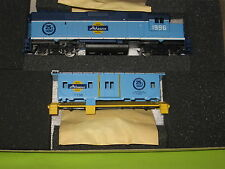 ATHEARN HO SCALE #2212 SPECIAL EDITION GP38-2 POWER & CABOOSE