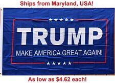 Trump Flag 3x5 Ft - Make America Great Again Flag MAGA - Donald USA American US