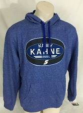 Kasey Kahne Hendrick Motorsports #5 Hooded Sweatshirt Blue Women's Small