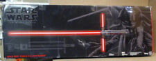 NEW OPEN BOX Star Wars Kylo Ren Force FX Deluxe Lightsaber $150 - READ