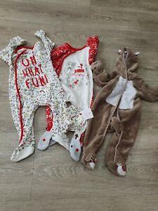 Christmas Clothes Bundle 6-9 Months