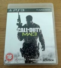 Call Of Duty: MW3 Modern Warfare (Playstation 3 Game) PS3 Game FREE POSTAGE