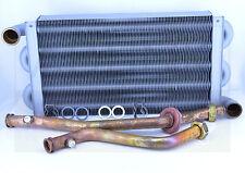 Vaillant Thermocompact VU 242/2 -5 R1 R2 R3 Scambiatore di calore 102 FINS 065085 064714