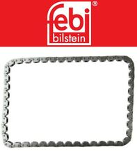 FEBI Lwr Timing Chain (aka Balance Shaft Chain) AUDI/VW 08-15 see fitment below