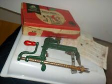 WHITE MOUNTAIN APPLE PARER CORER AND SLICER IN BOX #8 GOODELL CO, ANTEN NH INSTR