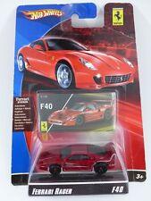 Hot Wheels Ferrari Racer Ferrari F40 in OVP, einmalige Gelegenheit, selten