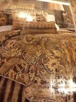 Croscill Ashton Queen Comforter Set, 4 Pieces, NIP
