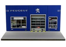Diorama Peugeot - 3 inch   1/64ème - #3in-2-C-C-005