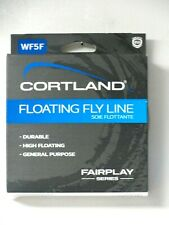 New Cortland Fariplay Floating Fly Line Wf5F