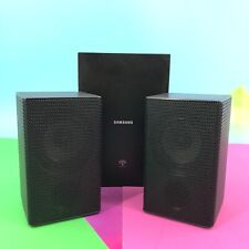 Samsung Wireless Rear Speaker Kit, SWA-9000S &PSM-SM10 Speakers #U1259
