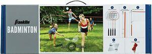 Franklin Sports Starter Family Badminton Set One Size Multi
