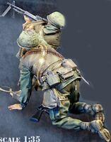 1/35 Resin Vietnam War US Machine Gun Team Unpainted BL226