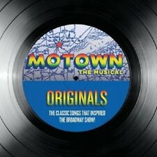 Motown the musical Originals - 40 Classic chansons (2 CD) soul/blues/r & b Nouveau