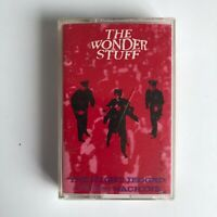 THE WONDERSTUFF - EIGHT LEGGED GROOVE MACHINE - Cassette - TESTED