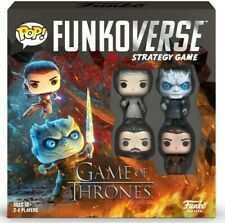 FUNKO POP! FUNKOVERSE: Game of Thrones- 100 4PK [New Toy] Vinyl Figure