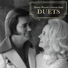 George Jones And Tammy Wynette - Duets (NEW CD)