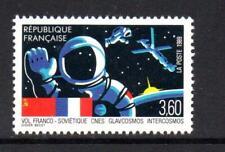 FRANCE MNH 1989 SG2870 FRENCH-SOVIET SPACE FLIGHT