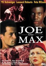 Joe and Max DVD (2002) - Til Schweiger, Leonard Roberts, Steve James