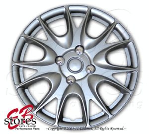 "One Set (4pcs) of 17 inch Rim Wheel Skin Cover Hubcap Hub caps 17"" Style#533"