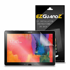 """2X EZguardz Screen Protector 2X For Samsung Galaxy Note Pro 12.2"""" Tablet (Clear)"""