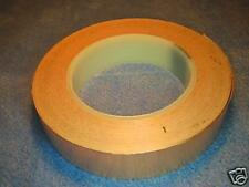 "25mm 1"" x 30M Copper foil Adhesive tape EMI shielding"
