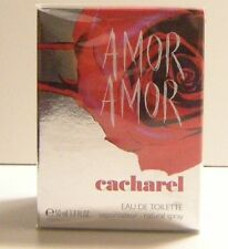 Cacharel Amor Amor 1.7oz Women's Eau de Toilette NEW IN BOX AND SEALED