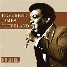 Harvest Gospel [Digipak] * by James Cleveland (CD, Sep-2013, Sonorous)